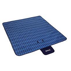 Regatta - Blue Matio picnic rug