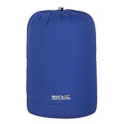 Regatta - Blue Bienna double sleeping bag