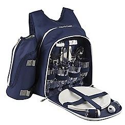 Regatta - Navy Freska 4 person picnic bag