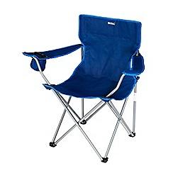 Regatta - Blue Isla folding chair
