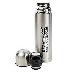 Regatta - Silver 'Vacuum' 0.5 litre travel flask