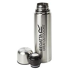 Regatta - Silver 1 litre vacuum flask