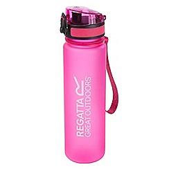 Regatta - Pink 'Tritan' 0.6 litre flip flask