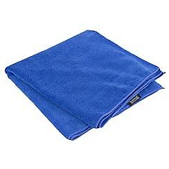 Regatta - Blue 'Travel' large compact towel