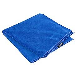 Regatta - Blue 'Travel' giant compact towel