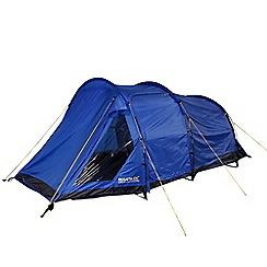 Regatta - Blue 'Vester' 3 man family tent