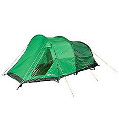 Regatta - Green 'Vester' 4 man family tent