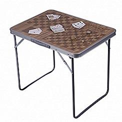 Regatta - Brown Games foldaway table