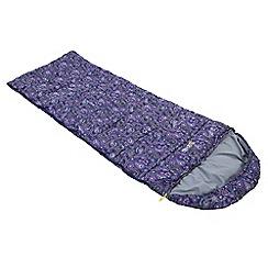 Regatta - Purple 'Hana' 200 single sleeping bag