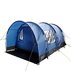 Regatta - Blue 'Karuna' 4 man family tent
