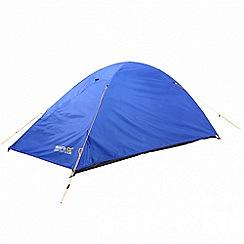 Regatta - Blue 'Zeefest' 2 man tent