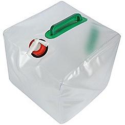 Regatta - Cream/white 'Water' 20 litre camping carrier