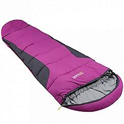 Regatta - Pink 'Hilo boost' expandable sleeping bag