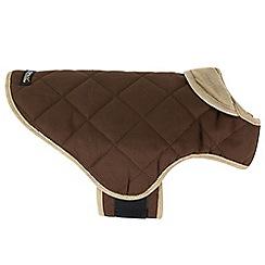 Regatta - Brown 'Chillguard' dog coat
