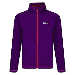 Regatta - Purple 'King' fleece