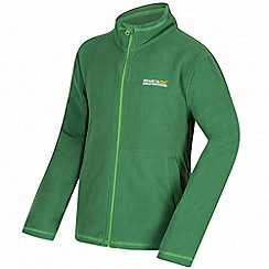 Regatta - Green 'King' fleece