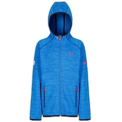 Regatta - Blue 'Dissolver' kids fleece