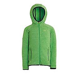 Regatta - Green 'Dissolver' kids fleece