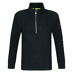 Regatta - Kids Grey 'Oaklands' fleece