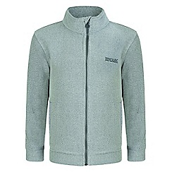 Regatta - Kids Grey 'Matterdale' fleece