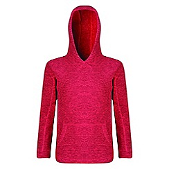 Regatta - Kids Pink 'Khrissa' fleece