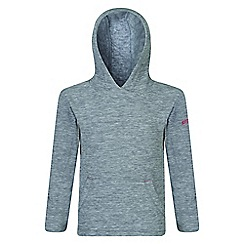 Regatta - Kids Grey 'Khrissa' fleece