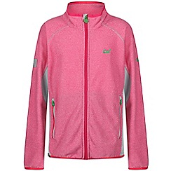 Regatta - Pink 'Pira' kids fleece