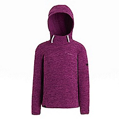 Regatta - Purple 'Kalola' kids fleece sweater