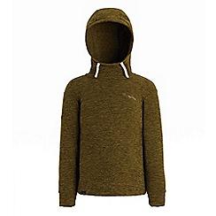 Regatta - Green 'Kalola' kids fleece sweater