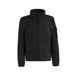 Regatta - Black 'Malloy' kids fleece sweater