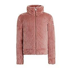 Regatta - Pink 'Kezia' girls fleece sweater