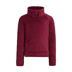 Regatta - Red 'Honora' girls fleece sweater