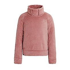 Regatta - Pink 'Honora' girls fleece sweater