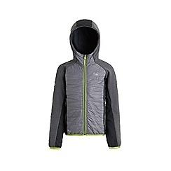 Regatta - Grey 'Excelsis' kids hooded fleece