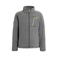 Regatta - Grey 'Balos' kids fleece