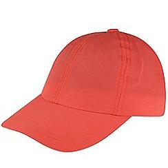 Regatta - Red 'Chevi' kids sports cap