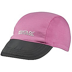 Regatta - Kids Pink pack it reversible peak cap
