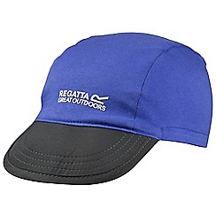 Regatta - Kids Dark blue pack it reversible peak cap