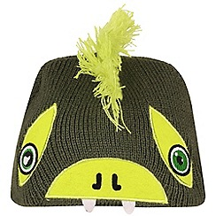 Regatta - Green 'Animally' kids hat