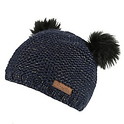 Regatta - Blue 'hedy lux' kids hat