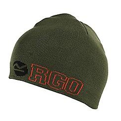 Regatta - Green 'Balzak' kids beanie hat
