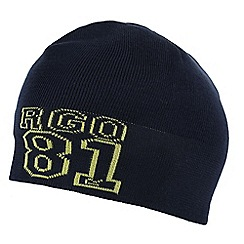 Regatta - Blue 'Balzak' kids beanie hat