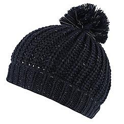 Regatta - Blue 'Luminosity' kids hat
