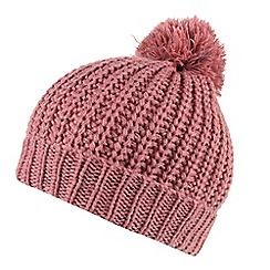 Regatta - Pink 'Luminosity' kids hat