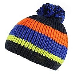 Regatta - Blue 'Davin' kids hat