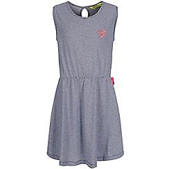 Regatta - Grey 'Davonna' kids dress