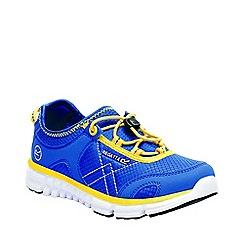 Regatta - Kids blue platipus junior shoes
