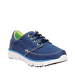 Regatta - Blue 'Marine' kids casual shoes