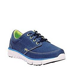 Regatta - Blue 'Marine' kids casual shoes