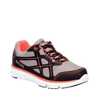 Regatta - Grey 'kota lite' kids casual shoes